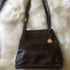 Brahmin leather purse